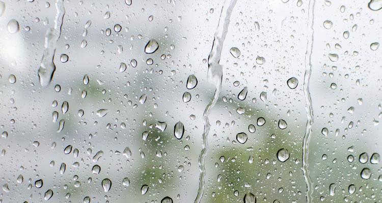La lluvia como sonido relajante de la naturaleza