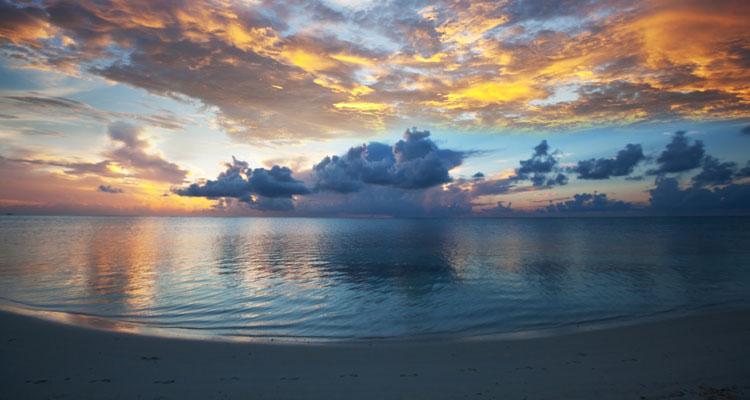 Sonido de las olas del mar